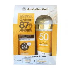 Australian Gold - Kit Protetor Corporal + Facial 1