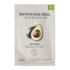 Bella & Brava - Máscara Facial Revive the Skin - Abacate 1