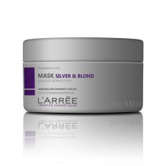 Larree - Mask Silver & Blond 250g 1